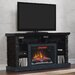 """ClassicFlame Matterhorn TV Cabinets for TVs up to 65"""" with Electric Fireplace"""