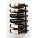 VintageView Wall Series 18 Bottle Wall Mounted Wine Rack