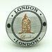 G Decor London Door Knob