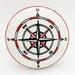 G Decor Compass Door Knob