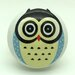 G Decor Brum Owl Door Knob
