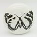 G Decor Butterfly Door Knob