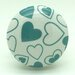 G Decor Heart Door Knob