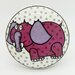 G Decor Jumbo Elephant Door Knob