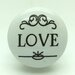 G Decor Love Door Knob