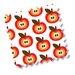 MilleMarille Kinder Bettwäsche-Set Funky Apples