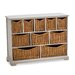 Maine Furniture Co. Country Farmhouse 10 Drawer Chest