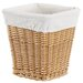 Old Basket Supply Ltd Willow 6 Piece Linen Basket Set