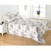 Diana Cowpe Wisteria Quilted Bedspread Set