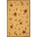 Safavieh French Tapis Linen/Olive Floral Area Rug