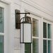 Feiss Dakota 1 Light Outdoor Wall Lantern