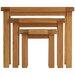 Thorndon Hampton 3-Piece Nesting Table Set