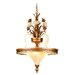 Corbett Lighting Tivoli 4 Light Inverted Pendant