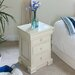 Baumhaus Cadence 4 Drawer Bedside Table