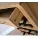 Baumhaus Mobel 16 Bottle Wine Rack