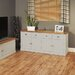 Baumhaus Chadwick 4 Door 4 Drawer Sideboard