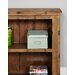 Baumhaus Heyford Rough Sawn 180 cm Bookcase