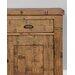Baumhaus Heyford Rough Sawn 2 Door 2 Drawer Sideboard