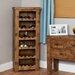 Baumhaus Heyford Rough Sawn 24 Bottle Wine Rack