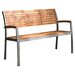 Buyers Choice Phat Tommy Fushion Steel / Wood Park Bench