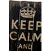 Alterton Furniture Keep Calm Typography