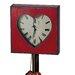 Alterton Furniture Heart Table Clock