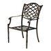Cozy Bay Casa Dining Arm Chair