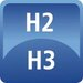 Hn8 7-Zonen Kaltschaummatratze Clean Lux