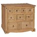 Home Essence Classic Corona 9 Drawer Chest of Drawers