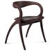 Domitalia Star Solid Wood Dining Chair
