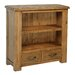 Homestead Living Low Wide 90cm Standard Bookcase