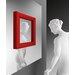 FIAM ITALIA Ritratto Square Wall Mirror