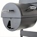 Char-Broil 300 Series American Gourmet Offset Charcoal Smoker & Grill