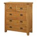 Heartlands Furniture Acorn 5 Drawer Chest of Drawers