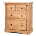 Heartlands Furniture Corona 4 Drawer Chest of Drawers