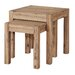 Heartlands Furniture Sahara 2 Piece Nest of Tables