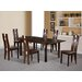 Heartlands Furniture Baltic Extendable Dining Table and 6 Chairs