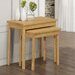 Heartlands Furniture York 2 Piece Nest of Tables