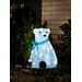 Konstsmide Dekorativer Akzent Eisbär