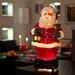 Konstsmide LED-Fiberoptikfigur Weihnachtsmann