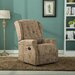 Birlea Ashworth Fabric Recliner