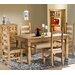 Birlea Corona Dining Table and 4 Chairs