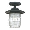 Capital Lighting Creekside 1 Light Semi-Flush Mount
