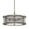 Capital Lighting Carson 3 Light Foyer Pendant