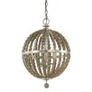 Capital Lighting Lowell 3 Light Foyer Pendant