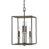 Capital Lighting Morgan 4 Light Foyer Pendant