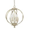 Capital Lighting Bailey 4 Light Foyer Pendant
