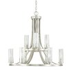Capital Lighting Emery 9 Light Candle Chandelier