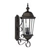 Capital Lighting Carriage House 3 Light Outdoor Sconce