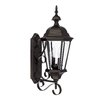 Capital Lighting Carriage House 2 Light Outdoor Sconce